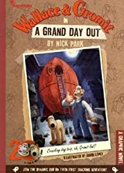 Wallace and Gromit in a Grand Day Out: Graphic Novel (Wallace & Gromit Graphic Novel)