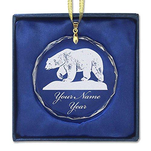 polar bear christmas ornaments - 6