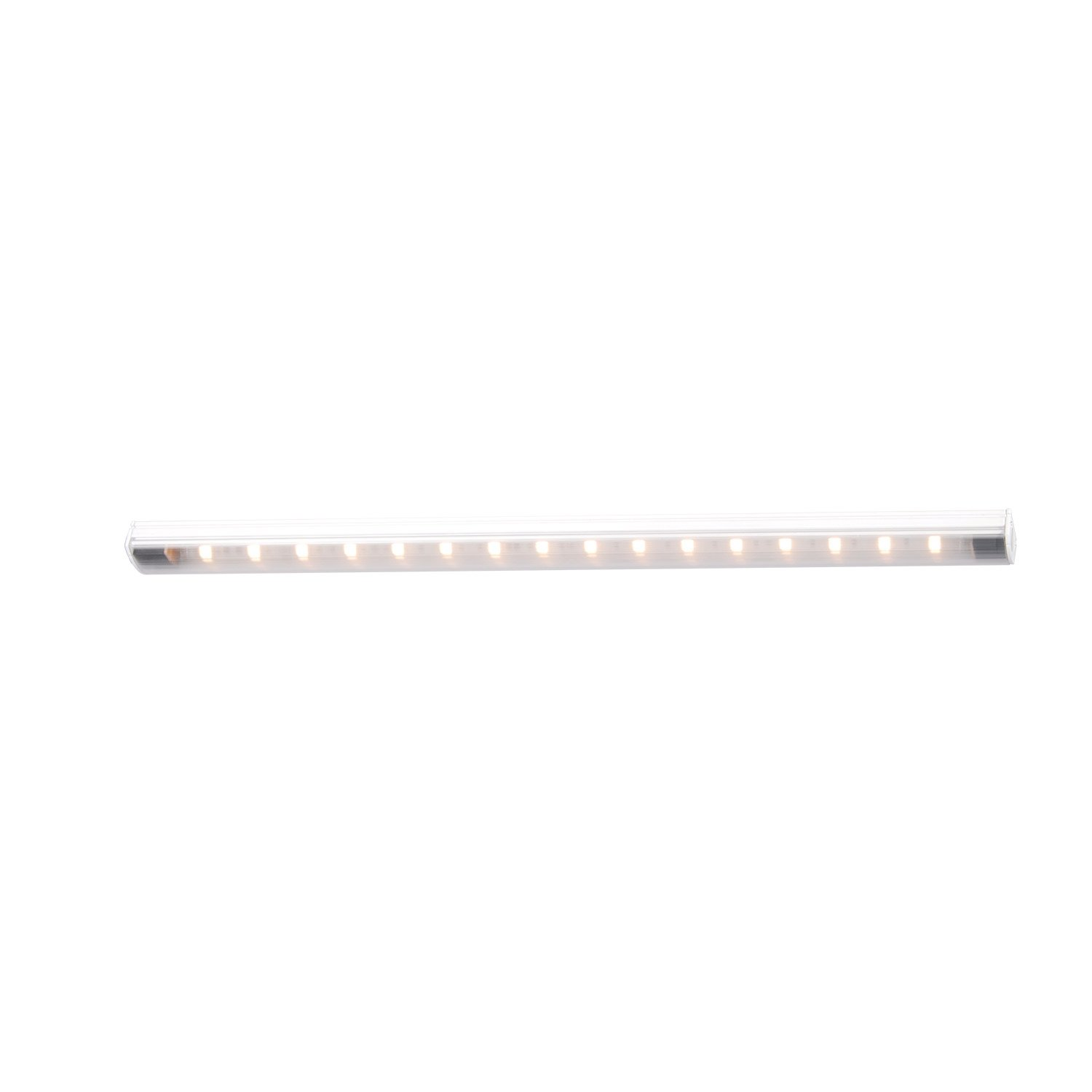 White Color Finish WAC Lighting LS-LED32-C-WT 31.25-Inch LED Strip Light with 4500k Temperature