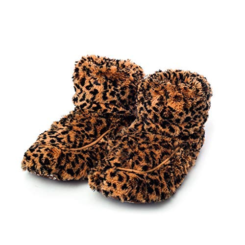 9da4caa0fb1 Intelex Fully Microwavable Luxury Cozy Slippers Snowy - Import It All