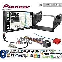 Volunteer Audio Pioneer AVIC-W8400NEX Double Din Radio Install Kit with Navigation, Apple CarPlay and Android Auto Fits 2011-2013 Kia Sorento