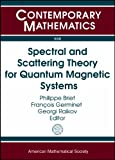 Spectral and Scattering Theory for Quantum Magnetic Systems, , 0821847449