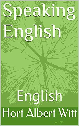 eBook Speaking English: English