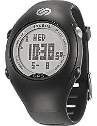 "Unisex SG006-005 ""GPS Mini"" Digital Display Watch"