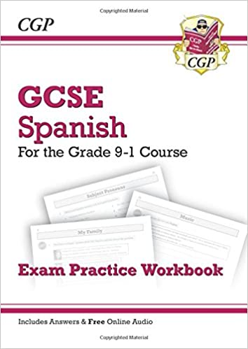 New GCSE Spanish Exam Practice Workbook - For the Grade 9-1