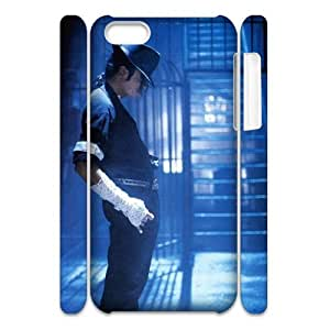 I-Cu-Le Customized 3D case Michael Jackson for iPhone 5C