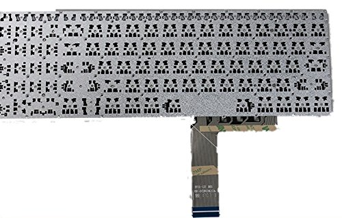 Amazon.com: KBR Replacement Keyboard for Lenovo IdeaPad 320-15 320-15ABR 320-15IKB Laptop US Layout without Frame: Computers & Accessories