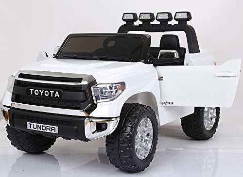 Licensed Toyota Tundra Ride On Kids Electric Toy Car 12v