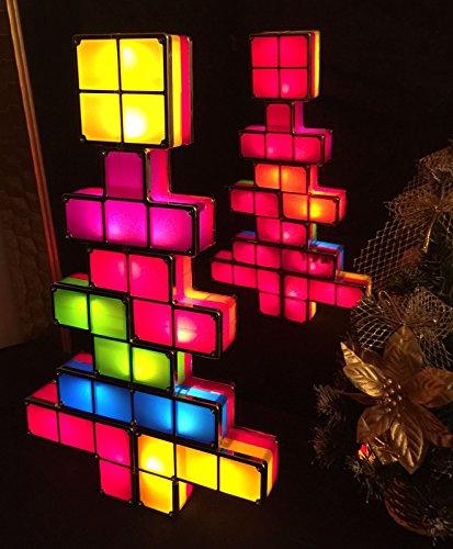 Tetris Light Lamp - 4