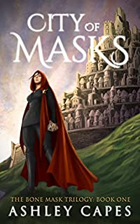 City Of Masks by Ashley Capes ebook deal