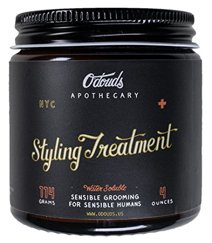 O'Douds - All Natural Conditioning Styling Cream (Medium/Light Hold, Cedar Citrus Scent) ()