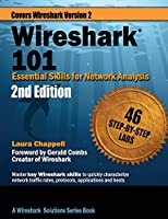 Wireshark 101: Essential Skills for Network Analysis, 2nd Edition Front Cover