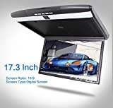 Universal 17 inches car Monitor LED Digital