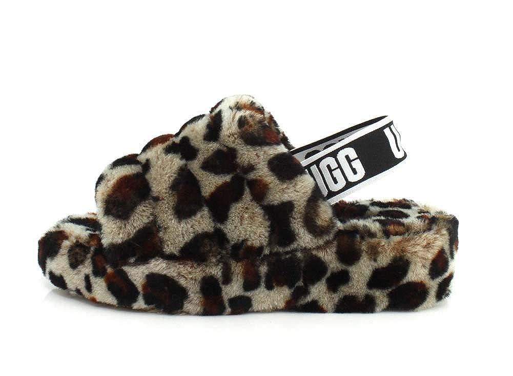 609e52b637d UGG Women's Fluff Yeah Slide Sandal