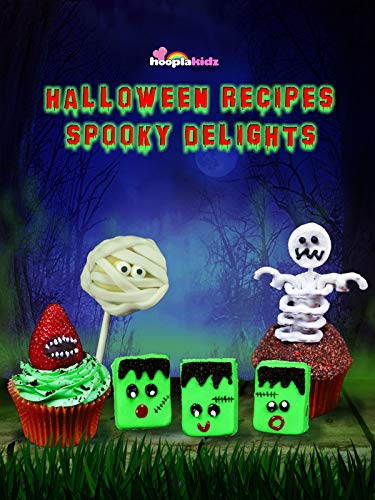 Spooky Delights : Halloween Recipes]()