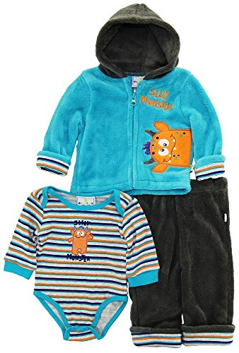 Duck Goose Animals Sherpa Bodysuit product image