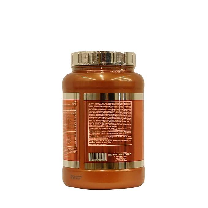 Scitec Nutrition 100% Milk Complex proteína chocolate belga 920 g: Amazon.es: Salud y cuidado personal
