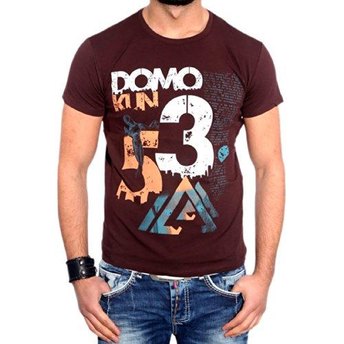 T-Shirt 6631 R-Neal, Größe:XL, Farbe:Braun