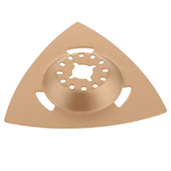 Sharplace 1x Amoladora de Múltiples Funciones Diamantes Pulir Corte Pulido Rueda 77 Mm: Amazon.es: Bricolaje y herramientas