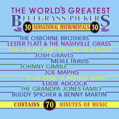 World's Greatest Bluegrass Various ! Super beauty product restock quality top! Today's only Pickers