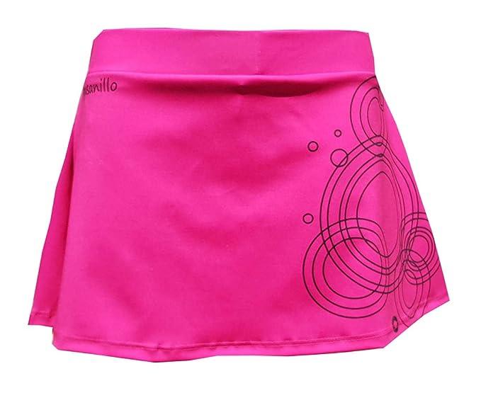 El Gusanillo - Falda de pádel o Tenis para ser el Centro de ...