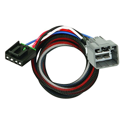 (Tekonsha 3014-P Brake Control Wiring Adapter for Jeep )