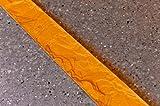 Chiseled Slate Concrete Stamp Step Insert-6''