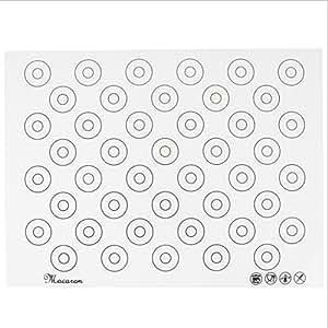 VIERECK Macarons Silicone Mat-40*30cm