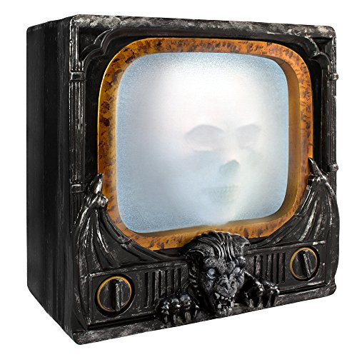 Gargoyle Animated Spooky TV Halloween Decoration Home Party by Totally Ghoul