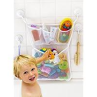 """Bath Toy Organizer -The Original Tub Cubby - Large 14x20""""..."""