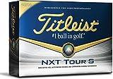 Titleist NXT Tour S Golf Balls (12-Pack)