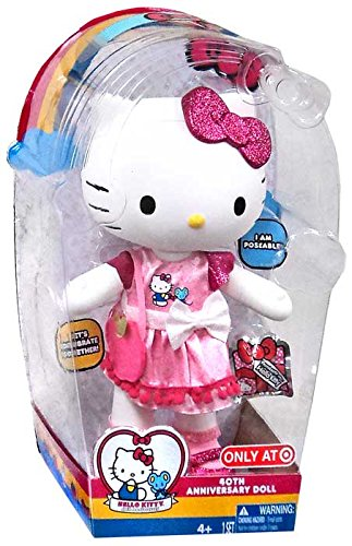 Hello Kitty Exclusive 40th Anniversary Doll Blip Toys