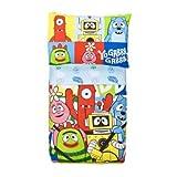 Dream Time Kids Bedding-Yo Gabba Gabba 4Pc Toddler Bedding Set, Crib, New