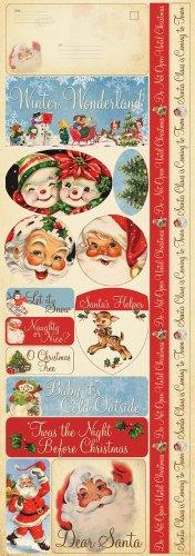 (Reminisce Dear Santa Combo Sticker)
