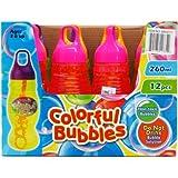 DDI 2272567 7.25 in. Colorful Bubbles - Case of 48