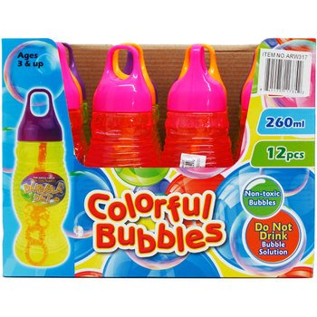 DDI 2272567 7.25 in. Colorful Bubbles - Case of 48 by DDI