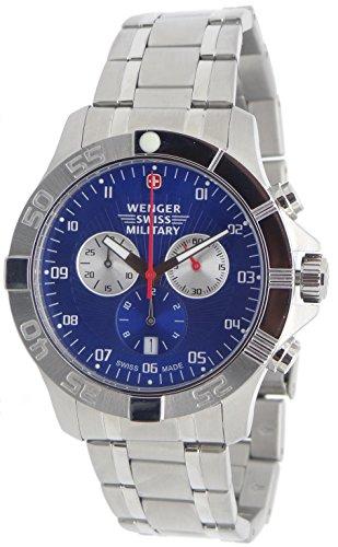 "Wenger Swiss Army ""Regiment Sport"" Chronograph Watch 79218"