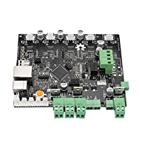 Finerplan Engraving Machine Smoothieboard 5X V1.1 Mainboard Part for 3D Printer by Finerplan