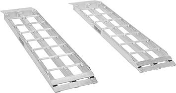 Apex s-368 – 1500 cobertizo de aluminio rampa, 2 unidades