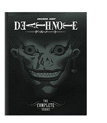DVD Review: Death Note: The Complete Series
