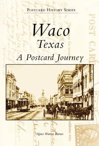 Downtown Street Postcard - Waco, TX Postcards (TX) (Postcard History Series)