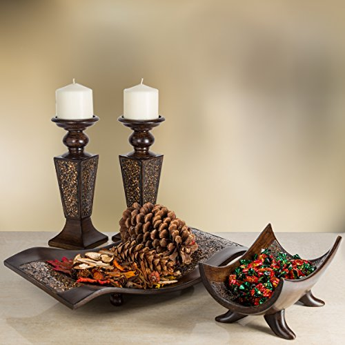 Living Room Table Centerpieces: Creative Scents Schonwerk Decorative Bowl Centerpiece