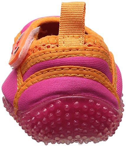 Smiling Shark Beachshoes - Zapatos para niña Rosa
