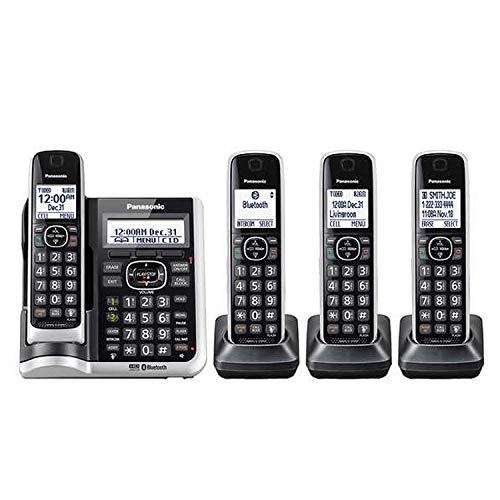 Panasonic KX-TGF674B 4 Handset
