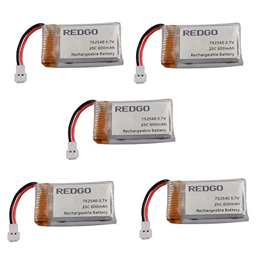 REDGO Upgraded Rechargeable Battery Quadcopter product image
