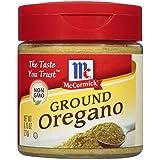 McCormick Ground Oregano, 0.75 oz