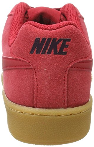 Nike Herren Court Royale Suede Sneaker Rot (Gym Red/gym Red/port Wine/gum Lt Brown)