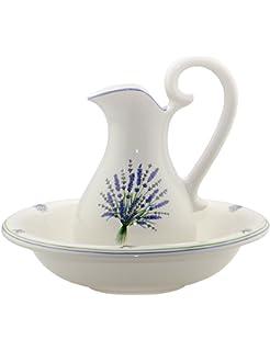 Vendilo Waschbecken Schmiedeeisen mit Keramik handgefertigt