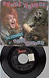 CYNDI LAUPER 45 RPM The Goonies 'R' Good Enough / What A Thrill
