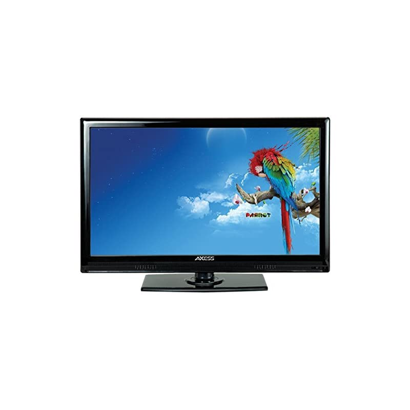 AXESS TV1701-19 19-Inch LED HDTV, Featur